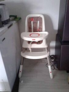 Chaise haute fisher price