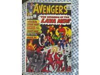 Avengers 5 reprint