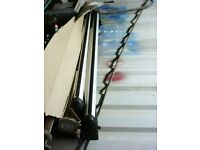 audi A3 roof rack bars MINT CONDITION