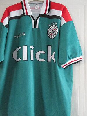 Egypt 1998-1999 Away Football Shirt XL short Sleeves /35388 image