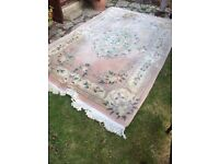 Large rug for sale - *BARGAIN*
