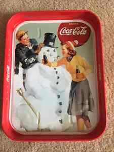 COCA COLA, Coke Very Rare Serving Tray from Netherlands,