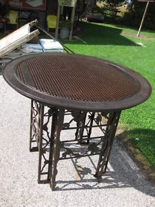 Cast Table--INDUSTRIAL DESIGN Sarnia Sarnia Area image 1