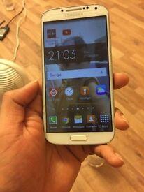 S4 Samsung unlocked to any network