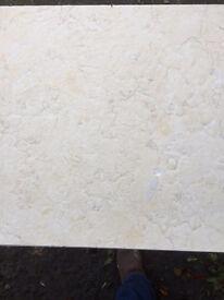 Limestone Sayfia roman opus pattern tiles