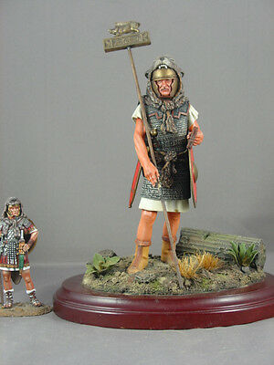 Roman Standard bearer signifer legion IIII IV 4 125mm Verlinden figure miniature