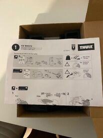Thule Flush Rail Kit 18(6072)