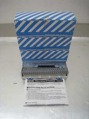 3 NEW NAIS AFP8502 Motor Driver I/F Terminal 2-Axis Type