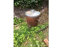 Old garden incinerator FREE