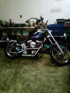 1993 Harley Davidson softail custom