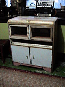 rustic antique solid wood Cabinet - Great 4 Variety of Purposes