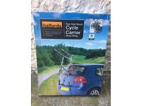 Halfords rear mount cycle carrier