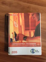 Canadian Electrical Code HANDBOOK and Quick Reference Book-2015