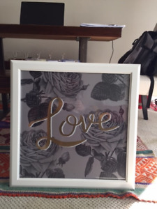 Virserum white picture frame *BRAND NEW – 50% OFF*