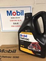 Mobil Delvac 1230 Diesel Engine Oil Mississauga / Peel Region Toronto (GTA) Preview