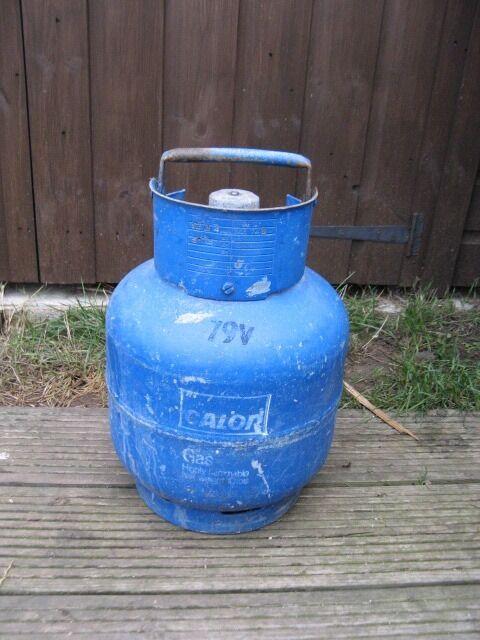 Calor gas bottle 4.5kg (Empty for refil) | in Canvey ...