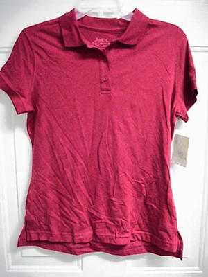 NEW GIRL'S SO WEAR IT   POLO SHIRT SIZE LARGE