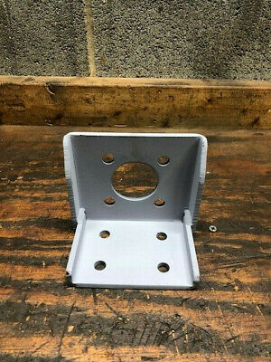 Hydraulic Motor Pump Mount Bracket Sae Aa 4 Bolt Mount Log Splitter