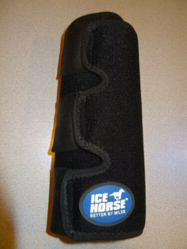 Ice Horse Tendon Boot with Cold Capsule Inserts