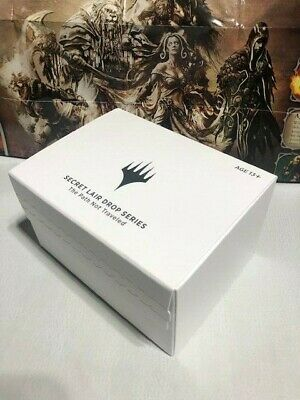 Magic the Gathering Secret Lair The Path Not Traveled SEALED CUTECARDSMTG
