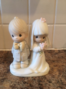 Precious Moments Wedding Cake Topper
