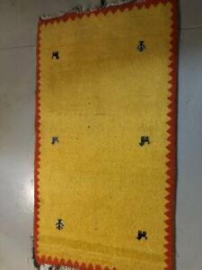 Woolen carpet floor mat - give away