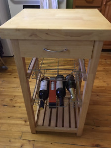 Small kitchen island for sale