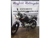 Yamaha ybr 125 2014 model