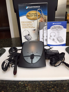 Telephone Headset System