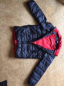 Ralph Lauren- Boys- XL- Puffer jacket- Navy Blue