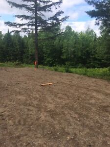 Vacant lot with NEW  WELL & SEPTIC!!!