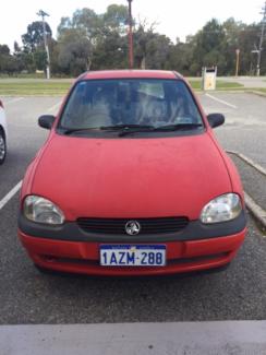 Holden Barina 1997 Car
