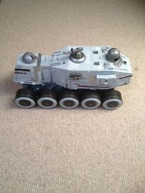 Hasbro Star Wars The Clone Wars Turbo Tank with Electronic Lights and Sounds