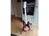 Fender Precision Bass American 1979 Sunburst Original