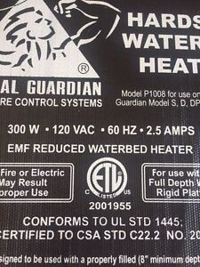 Waterbed Mattress and Heater London Ontario image 3