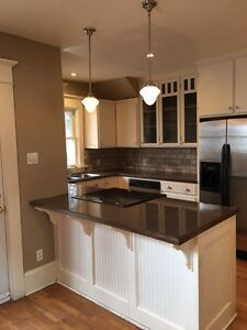 Beautiful 3 bedroom appartment close to downtown