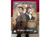 Dr. Who Complete 3rd Series DVD - Brand New