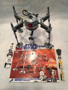Lego Star Wars set 7681