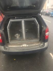 TRANS K9 Cage for Dogs
