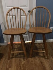 Bass River Bar Stool Chairs