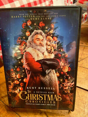 The Christmas Chronicles (DVD,2018)