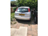 Ford Focus+++ Quick Sale needed+ Good condition+£250.00 No offer