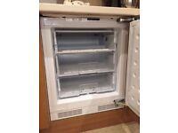 Integral Under work surface Freezer