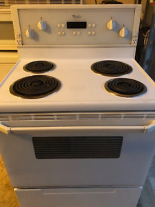 Range and microwave with hood fan