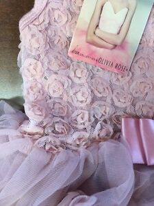 Olivia Rose infant dress size 0-3months, Brand new w/ tags Kitchener / Waterloo Kitchener Area image 3