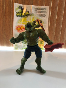 Figurine d'occasion The incredible Hulk