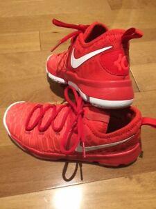 Souliers de basket enfant NIKE KD (Kevin Durant) gr2