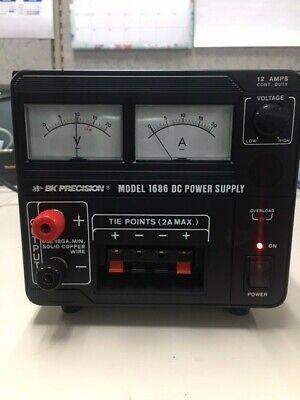 Bk Precision 1686 Dc Power Supply