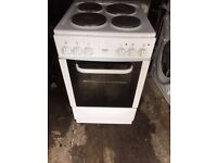 £69.00 Milano leisure electric cooker+50cm+3 months warranty for £69.00