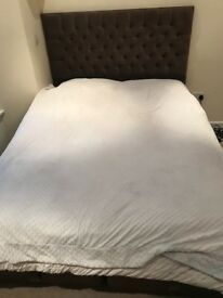 king size bed good condition